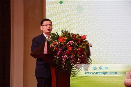 佛山市委宣传部常务副部长陈新文致辞
