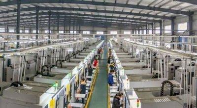 陶瓷行业:智能制造先行,政府助力打造万亿规模先进装备制造业产业基地