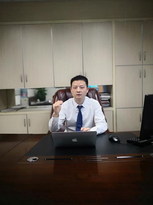 昊博品牌总经理张正国