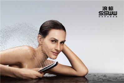 健康舒适淋浴之旅 浪鲸大瀑布X10水疗花洒伴你愉悦过冬