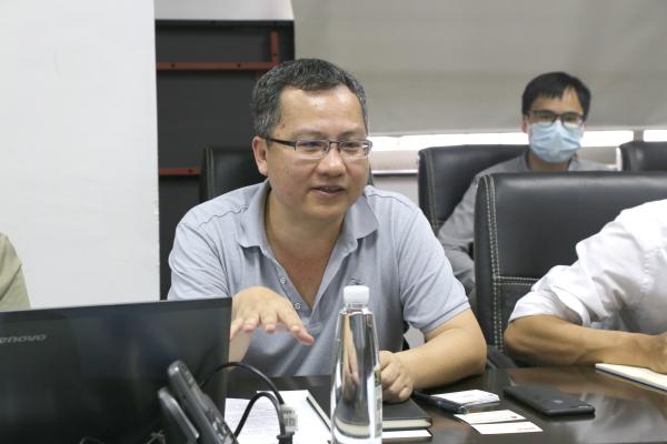 广东汽油商会会长张晓革